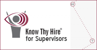 Know Thy Hire® 5.0 - for Supervisory Positions