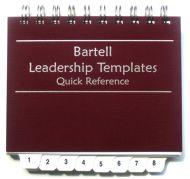 Desk Reference & Quick Reference Template Book Combo